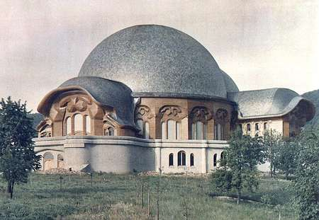 First_Goetheanum