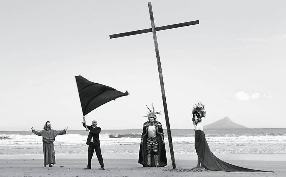 Terra em Transe 05 © Museu da Imagem e do Som, Rio de Janeiro
